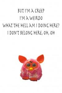 Weirdo-Furby